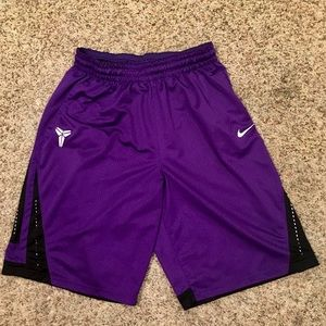 NIKE KOBE BRYANT B-BALL SHORTS